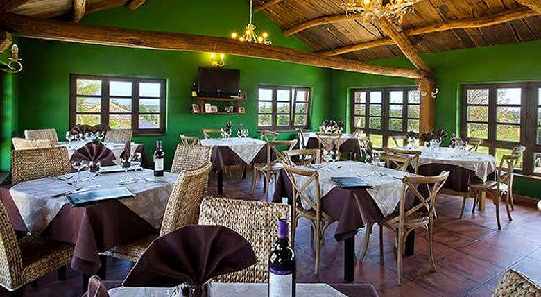 restaurante El Pajar Tol