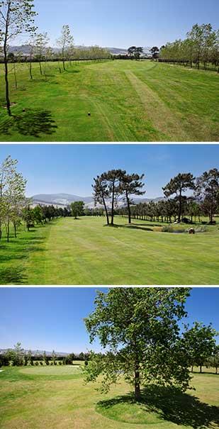 hoyo 5 Castropol Golf