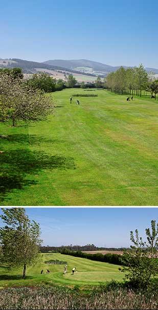 hoyo 7 Castropol Golf